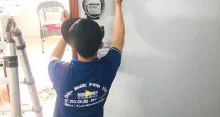 Thợ lắp đồng hồ điện nhà trọ tại quận Gò Vấp