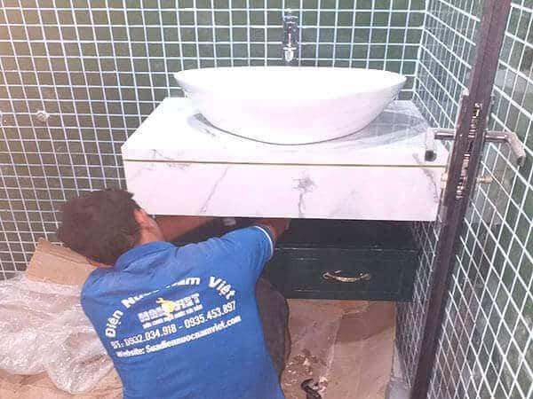 Lắp đặt lavabo quận Bình Thạnh