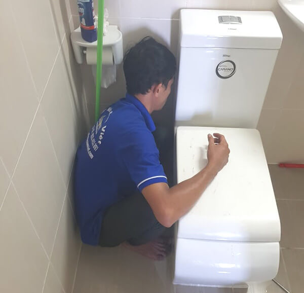 Lắp thiết bị vệ sinh quận Gò Vấp