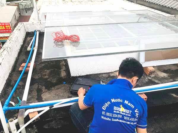 Dịch vụ sửa ống nước nóng lạnh tại TPHCM