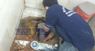Dò rò rỉ nước âm sàn quận Phú Nhuận
