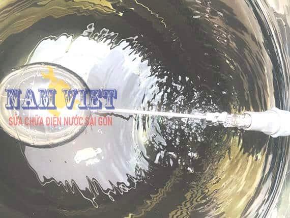 Thay phao cơ bồn chứa nước