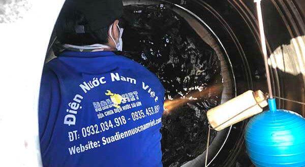 Dịch vụ vệ sinh bồn nước tại quận Tân Bình